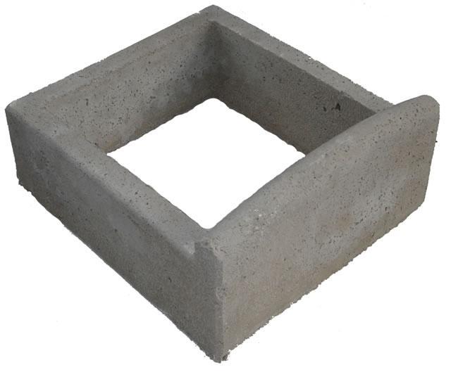 Blocchi Calcestruzzo Per Muri.Edilblok Ecoblocco Muro Di Contenimento Per Scarpate